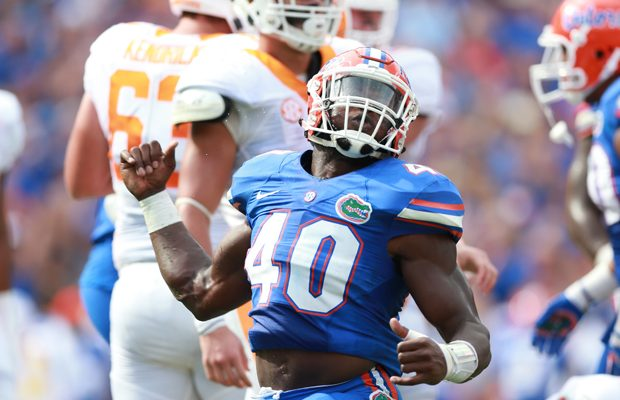 2017 NFL Draft projections: Where the Florida Gators' players will land