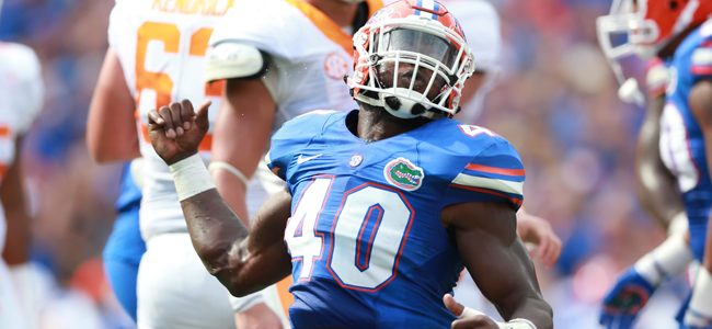 Florida Gators in 2017 NFL Draft: LB Jarrad Davis goes No. 21 overall to Detroit Lions