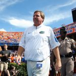 Jim McElwain doesn't hear the noise, he sees Florida football's progress