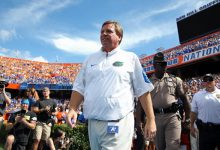 Florida coach Jim McElwain, Gators players go off at LSU after win in Death Valley