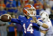 Florida Gators QB Luke Del Rio suffers another season-ending injury