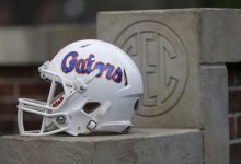 Florida Gators football teases new-look white helmets for Georgia game