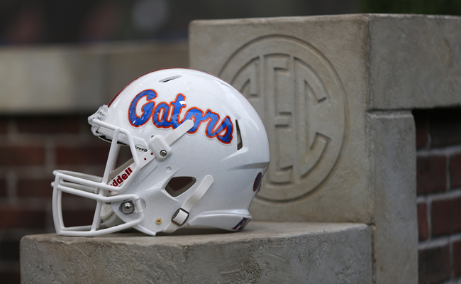 low priced 288fb 4c925 Florida Gators football to wear all-white uniforms, helmets ...