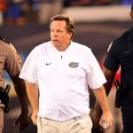 McElwain takes drubbing as Florida has been blasted twice each by Alabama, FSU, Michigan