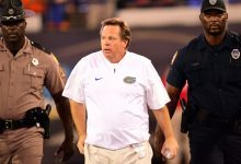 Report: Florida discussing how to fire Jim McElwain