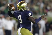 Florida Gators add transfer quarterback Malik Zaire from Notre Dame