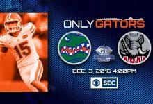 2016 SEC Championship – Florida vs. Alabama: Game pick, prediction, watch live stream, preview
