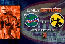 2017 Outback Bowl: Florida vs. Iowa: Pick, prediction, spread, watch live stream, preview