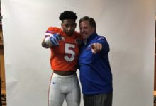 Four-star cornerback Brad Stewart commits to Florida, bolstering 2017 recruiting class