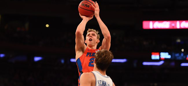 Florida leading scorer Canyon Barry a game-time decision vs. South Carolina