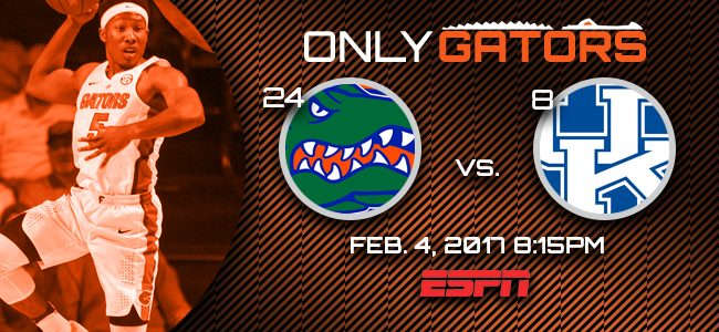 Florida Gators vs. Kentucky Wildcats: Pick, prediction, watch live stream, game preview