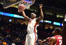 Brutal blow for Gators as C John Egbunu lost for season with torn ACL