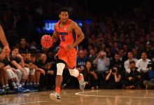 Allen, Barry, Hill among Florida Gators hauling in 2017 SEC basketball awards