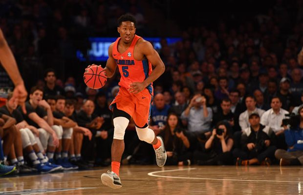 Fastbreak: Florida makes easy work of North Florida