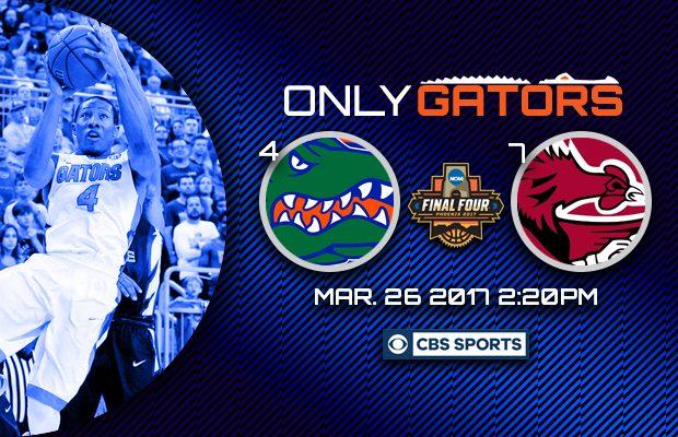 2017 Elite Eight: Florida vs. South Carolina pick, prediction, watch live stream online