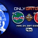 2017 Sweet 16: Florida vs. Wisconsin pick, prediction, watch live stream online