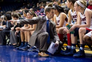 Florida hires Cameron Newbauer from Belmont as women's basketball coach