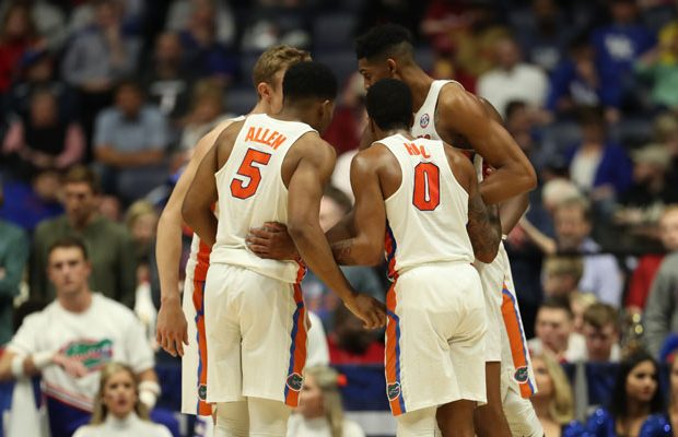 Back in the Sweet 16, the reborn Florida Gators are not done having fun just yet