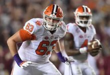 Reports: Florida adds OL transfer Jake Fruhmorgen from Clemson