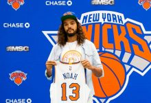 Report: Knicks center Joakim Noah suspended 20 games by NBA over drug use