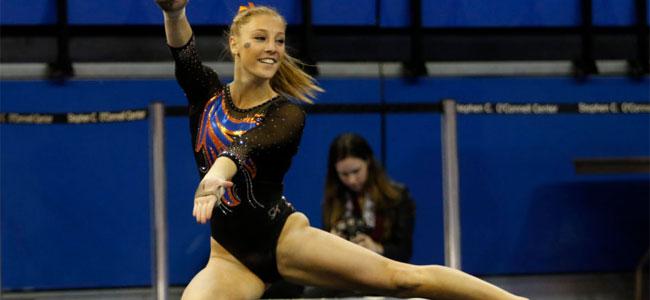 Oklahoma bests Florida gymnastics to win 2017 national title at NCAA Super Six