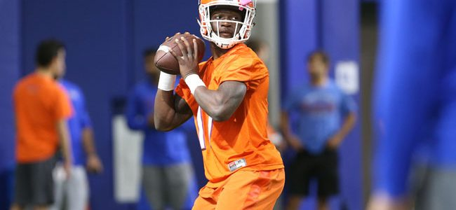 Seven things we learned from the Florida Gators' 2017 spring football game
