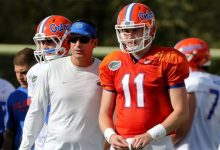 Florida Gators give raises, extensions to 2017 football assistant coaches