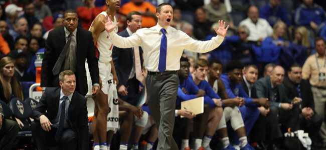Florida basketball score: Gators start slow, fight back but fall on road to TCU