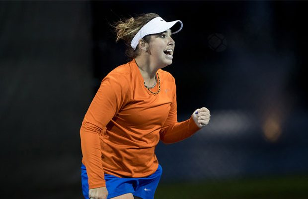 Florida women's tennis returns to national championship on Tuesday