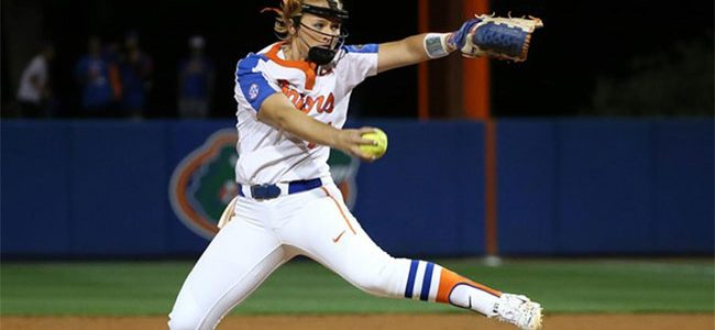No. 1 Florida softball holds off Oklahoma State to advance to Super Regional
