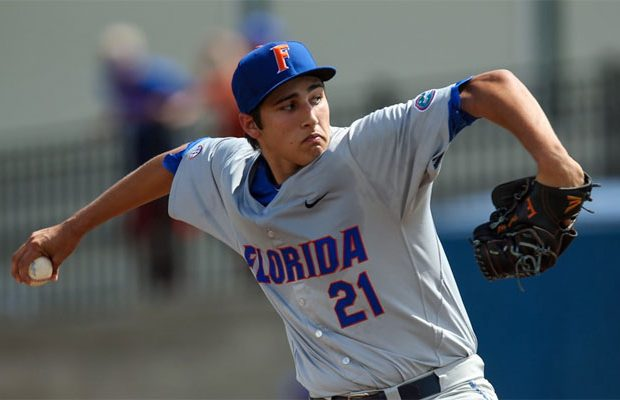 Florida knocks off TCU, advances to 2017 College World Series Championship Series