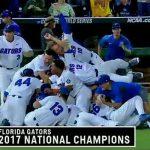 LISTEN: Mick Hubert loses his mind calling Florida baseball's first national title