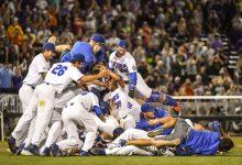 History is made: Florida Gators baseball wins its first national championship