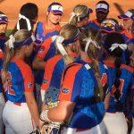 Oklahoma sweeps No. 1 Florida softball in 2017 WCWS Championship Series