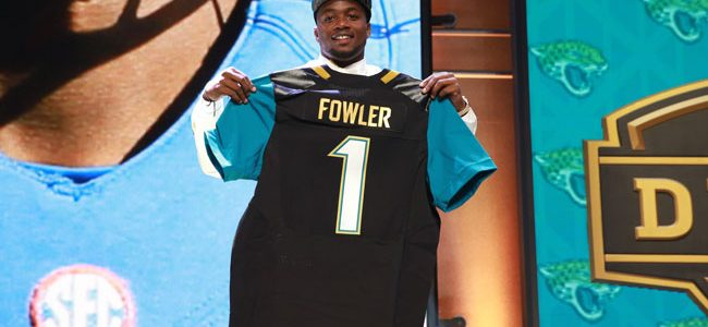 Jaguars DE Dante Fowler arrested for second time in just 17 months