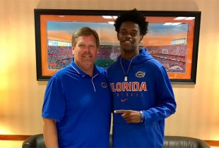 Gators add ninth commit in seven days: 2018 WR Tyquan Thornton