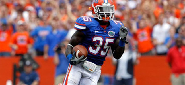 cheap for discount 820d9 b98fe Ahmad Black returns to Florida as student assistant ...