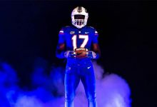 Florida, Michigan to wear special Nike Color Rush uniforms for opener