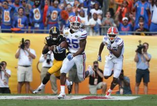 Reports: Jordan Scarlett among four suspended Florida Gators reinstated to program