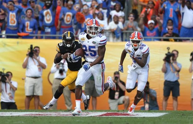 Florida's running backs are 'real' and may be real good, but are they good enough?