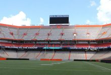 Will the Florida home game vs. Tennessee on Sept. 16 be played as scheduled?