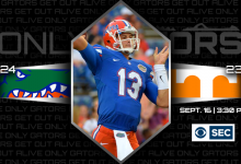 Florida vs. Tennessee: Prediction, pick, line, odds, live stream, watch online, TV channel, game preview