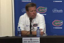 No acceptable explanation for Florida's terrible, horrible, no-good, very bad opener