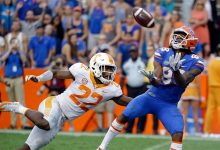 Florida beat Tennessee on the same exact play twice in three seasons