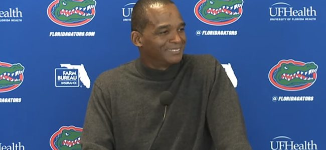 Energy returns to Florida football: Change noticeable with Randy Shannon stepping in