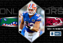 Florida at South Carolina: Prediction, pick, line, odds, live stream, watch online, TV channel, game preview