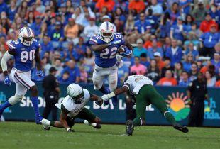 Florida RB Lamichal Perine faces complaint, could result in 'bullshit' charge, state attorney says