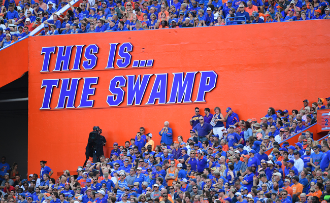 The-swamp-sign-new-florida-gators-stadium