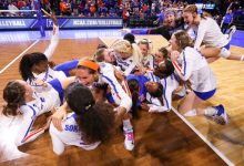 Call it a comeback: Florida volleyball shows grit advancing to first Final Four since 2003