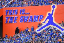 Florida Gators jump to Jordan Brand from Nike for team athletic apparel